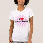 I Love Frozen Yogurt Shirt