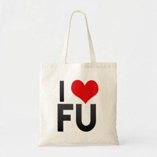 I Love FU Bags