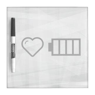 I Love Full Cells Dry Erase Boards