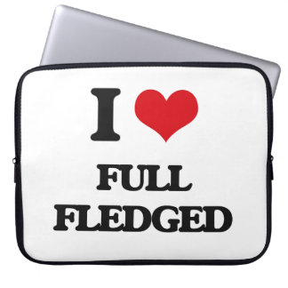 I love Full Fledged Computer Sleeve