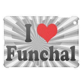 I Love Funchal, Portugal iPad Mini Cover