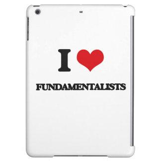 I love Fundamentalists iPad Air Cover