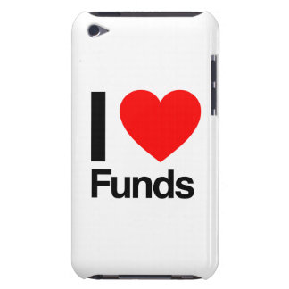 i love funds iPod touch cover