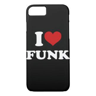 I Love Funk iPhone 8/7 Case