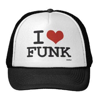 I love Funk Trucker Hat