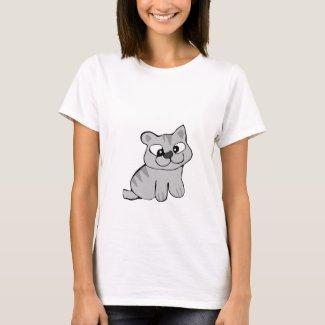 I Love Funny Cats T-Shirt