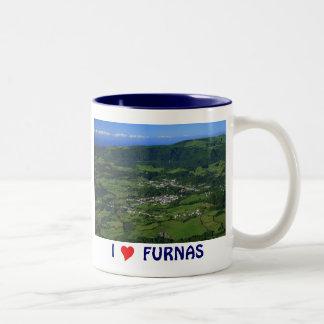 I Love Furnas Mug