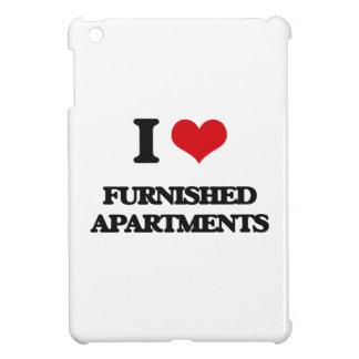 I love Furnished Apartments Case For The iPad Mini