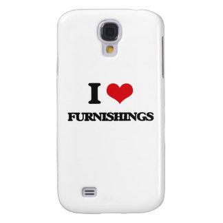 I love Furnishings Galaxy S4 Case