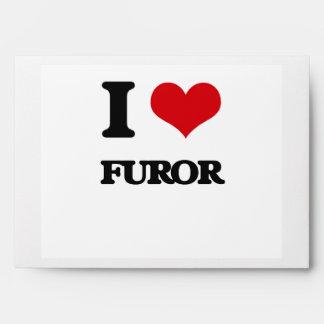 I love Furor Envelopes