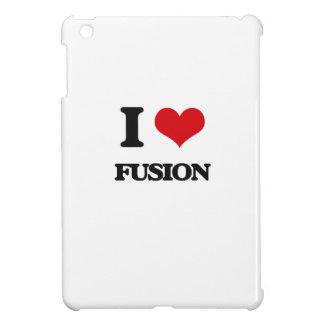 I love Fusion iPad Mini Covers