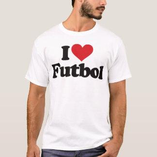 I Love Futbol T-Shirt