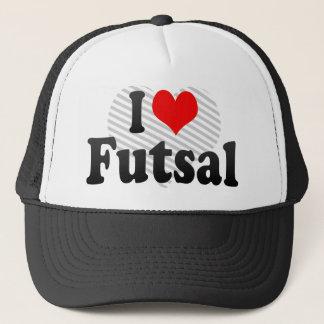 I love Futsal Trucker Hat