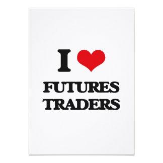 I love Futures Traders Personalized Invite