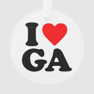 I LOVE GA