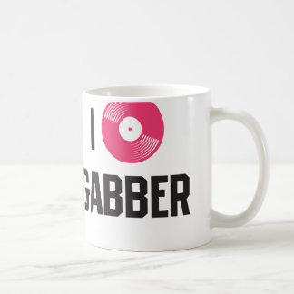 I love Gabber Coffee Mug