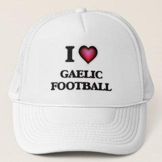 I Love Gaelic Football Trucker Hat