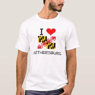I Love Gaithersburg Maryland T-Shirt
