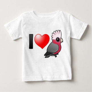 I Love Galahs (crest up) Tshirt