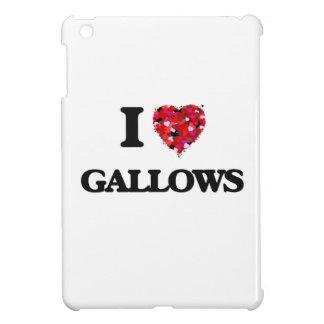 I Love Gallows iPad Mini Cover
