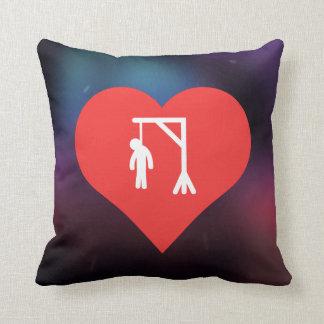 I Love Gallows Pillows