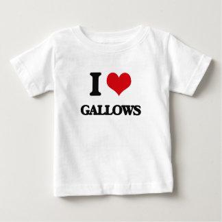 I love Gallows T Shirts
