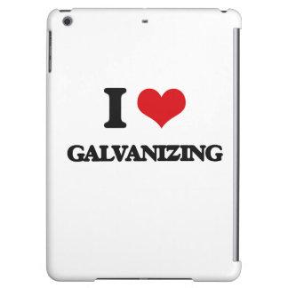 I love Galvanizing Case For iPad Air