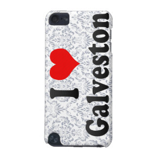 I Love Galveston United States iPod Touch (5th Generation) Cover