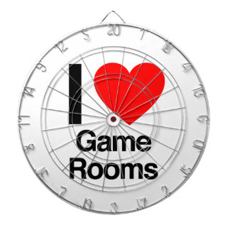 i love game rooms dart boards
