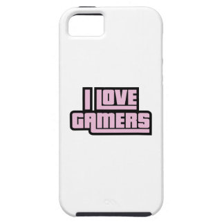 I Love Gamers iPhone SE/5/5s Case