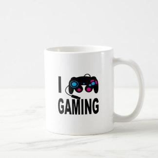 I Love Gaming Coffee Mug