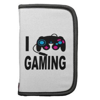I Love Gaming Folio Planners