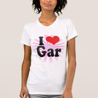 I Love Gar Shirts