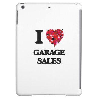 I Love Garage Sales iPad Air Cover