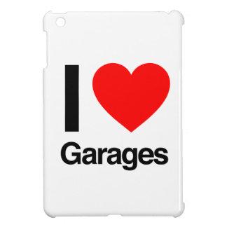 i love garages iPad mini cases