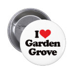 I Love Garden Grove Button