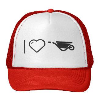 I Love Garden Tools Trucker Hat