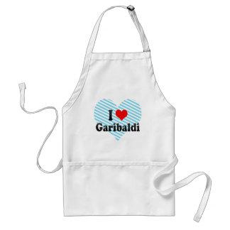 I Love Garibaldi, Brazil Adult Apron
