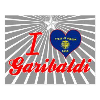 I Love Garibaldi, Oregon Post Cards