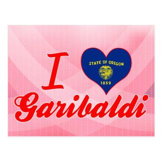 I Love Garibaldi, Oregon Post Card