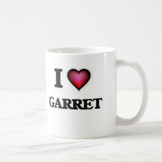 I love Garret Coffee Mug