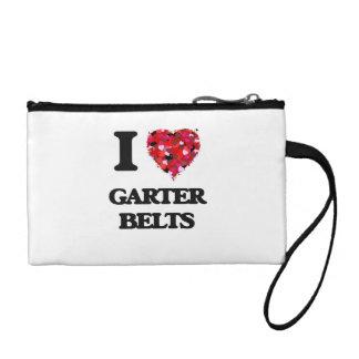 I Love Garter Belts Coin Purse