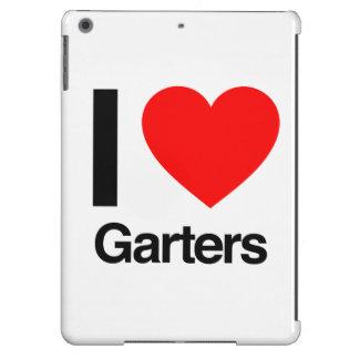 i love garters iPad air cover