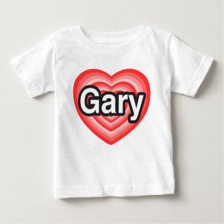 I love Gary. I love you Gary. Heart Tees