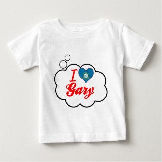I Love Gary, South Dakota T Shirt