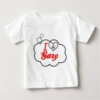 I Love Gary, West Virginia Shirts