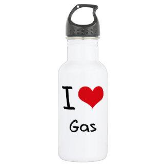 I Love Gas 18oz Water Bottle