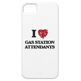 I Love Gas Station Attendants iPhone 5 Case