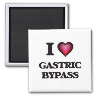 I love Gastric Bypass Magnet