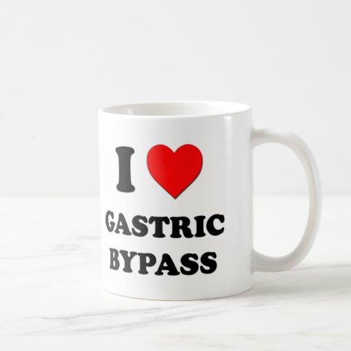 I Love Gastric Bypass Mug
